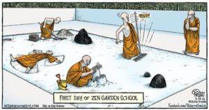 Incontro di meditazione zen @ Circolo Via d'acqua